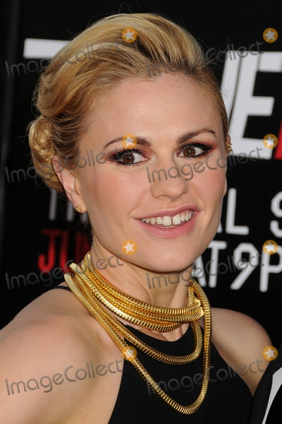 Anna Paquin Photo - 17 June 2014 - Hollywood California - Anna Paquin True Blood Final Season Premiere held at the TCL Chinese Theatre Photo Credit Byron PurvisAdMedia