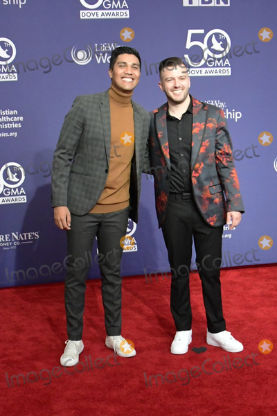 Evan Craft Photo - 15 October 2019 - Nashville Tennessee - Evan Craft 50th Annual GMA Dove Awards held at Lipscomb University Photo Credit Dara-Michelle FarrAdMedia