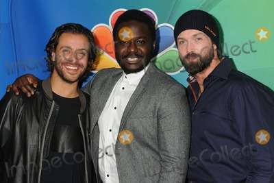 Adam Levy Photo - 16 January 2015 - Pasadena California - Adam Levy Babou Ceesay Emmett J Scanlan NBC Universal 2015 Winter TCA Press Tour - Day 2 held at The Langham Huntington Hotel Photo Credit Byron PurvisAdMedia