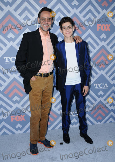 Alexander Siddig Photo - 08 August  2017 - West Hollywood California - Alexander Siddig David Mazouz   2017 FOX Summer TCA held at SoHo House in West Hollywood Photo Credit Birdie ThompsonAdMedia
