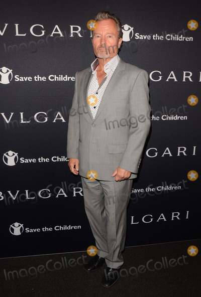 Fabrizio Ferri Photo - 17 February 2015 - Beverly Hills Ca - John Savage BVLGARI and Save the Children launches StopThinkGive a collection of celebrity portraits photographed by Fabrizio Ferri held at Spago Photo Credit Birdie ThompsonAdMedia