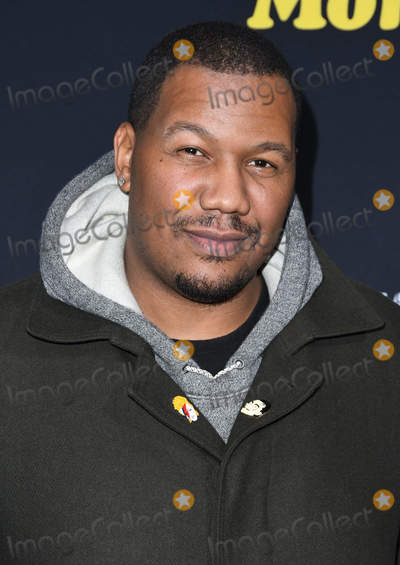 Travon Free Photo - 14 January 2019 - Los Angeles California - Travon Free Black Monday Los Angeles Premiere held at The Theatre at Ace Hotel Photo Credit Birdie ThompsonAdMedia