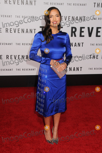 Grace Dove Photo - 16 December 2015 - Hollywood California - Grace Dove The Revenant Los Angeles Premiere held at the TCL Chinese Theatre Photo Credit Byron PurvisAdMedia