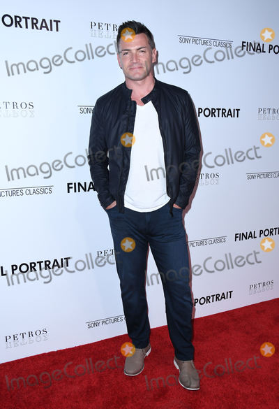 Aiden Turner Photo - 19 March 2018 - West Hollywood California - Aiden Turner Final Portrait Los Angeles Special Screening held at The Pacific Design Center Photo Credit Birdie ThompsonAdMedia