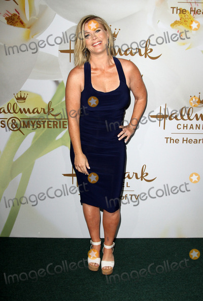 Alison Sweeney Photo - 27 July 2017 - Los Angeles California - Alison Sweeney Hallmark Channel  Hallmark Movies and Mysteries Summer 2017 Television Critics Association Press Tour Event held at a Private Estate in Beverly Hills Photo Credit AdMedia