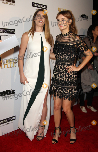 Ahna OReilly Photo - 15 February 2017 - Los Angeles California - Ashley Greene and Ahna OReilly In Dubious Battle Los Angeles Premiere held at the ArcLight Hollywood Theatre in Hollywood Photo Credit AdMedia