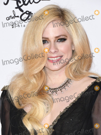Avril Lavigne Photo - 20 April 2018 -  Beverly Hills California - Avril Lavigne 25th Annual Race To Erase MS Gala held at Beverly Hilton Hotel Photo Credit Birdie ThompsonAdMedia