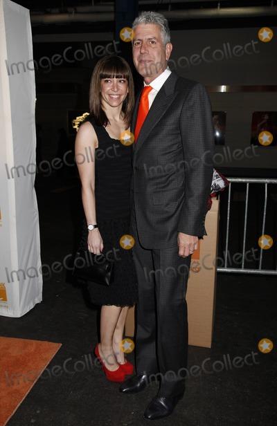 Anthony Bourdain Photo - 7 April 2011 - New York New York - Anthony Bourdain 2011 Can-Do Awards Dinner held at Chelsea Piers Photo Lauren KrohnAdMedia