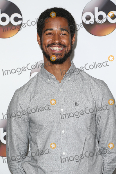 Alfred Enoch Photo - 10 January 2017 - Pasadena California - Alfred Enoch Disney ABC Television Group TCA Winter Press Tour 2017 held at the Langham Huntington Hotel Photo Credit F SadouAdMedia