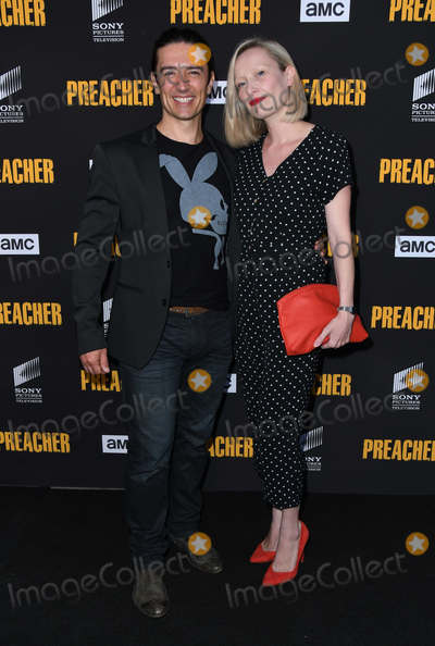 Adam Croasdell Photo - 14 June 2018 - Los Angeles California - Adam Croasdell AMCs Preacher Season 3 Premiere Party held at  The Hearth and Hound Photo Credit Birdie ThompsonAdMedia