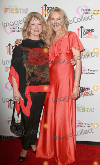 Farrah Fawcett Photo - 9 September 2017 -  Mary Hart Alana Stewart attend Farrah Fawcett Foundations Tex-Mex Fiesta event honoring Stand Up To Cancer at the Wallis Annenberg Center for the Performing Arts  Photo Credit Theresa BoucheAdMedia