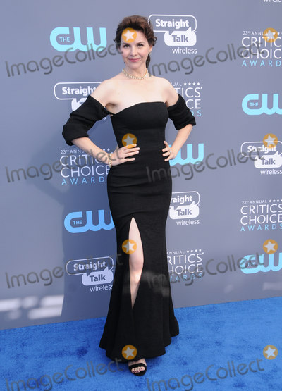 Audrey Moore Photo - 11 January 2018 - Santa Monica California - Audrey Moore 23rd Annual Critics Choice Awards held at Barker Hangar Photo Credit Birdie ThompsonAdMedia