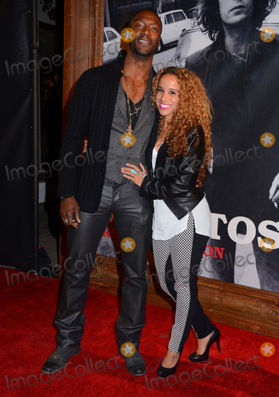 Aldis Hodge Photo - 07 November  2013 - West Hollywood California - Aldis Hodge Arrivals to the John Varvatos Rock In Fashion book launch celebration held at John Varvatos Los Angeles in West Hollywood Ca Photo Credit Birdie ThompsonAdMedia