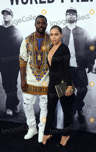 Lance Gross Photo - 10 August 2015 - Los Angeles California - Lance Gross Premiere Of Universal Pictures And Legendary Pictures Straight Outta Compton held at Microsoft Theater Photo Credit Tonya WiseAdMedia