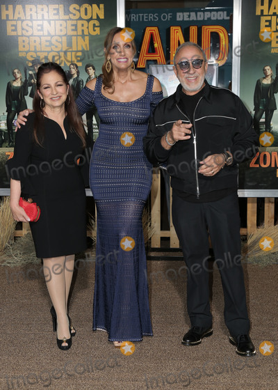 Emilio Estefan Photo - 10 October 2019 - Westwood California -  Emilio Estefan Gloria Estefan Premiere Of Sony Pictures Zombieland Double Tap held at Regency Village Theatre Photo Credit PMAAdMedia