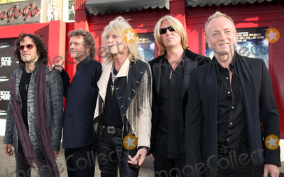 Def Leppard Photo - 8 June 2012 - Hollywood California - Def Leppard Rock of Ages Los Angeles Premiere held at Graumans Chinese Theatre Photo Credit Russ ElliotAdMedia