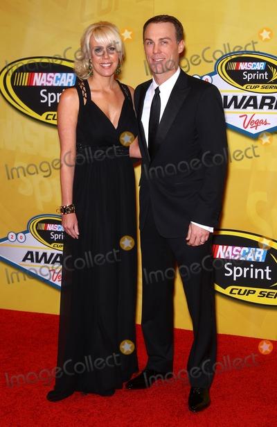 Kevin Harvick Photo - 06 December 2013 - Las Vegas NV -  Kevin Harvick Delana Harvick  2013 NASCAR Sprint Cup Series Awards Arrivals at The WynnPhoto Credit mjtAdMedia