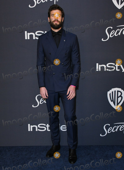Austin Stowell Photo - 05 January 2020 - Beverly Hills California - Austin Stowell 21st Annual InStyle and Warner Bros Golden Globes After Party held at Beverly Hilton Hotel Photo Credit Birdie ThompsonAdMedia