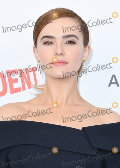 Zoey Deutch Photo - 03 March 2018 - Santa Monica California - Zoey Deutch 2018 Film Independent Spirit Awards -Arrivals held at the Santa Monica Pier Photo Credit Birdie ThompsonAdMedia