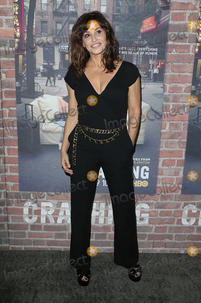 Gina Gershon Photo - 15 February 2017 - Hollywood California - Gina Gershon Los Angeles premiere of HBOs Crashing held at Avalon Hollywood Photo Credit AdMedia