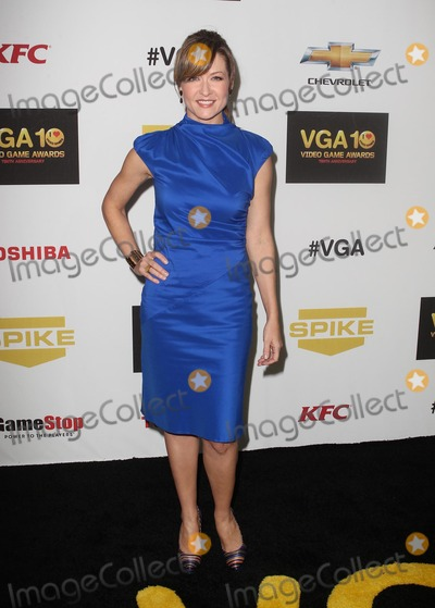 Ali Hillis Photo - 7 December 2012 - Culver City California - Ali Hillis Spike TVs 10th Annual Video Game Awardse Held at Sony Pictures Studios Photo Credit Kevan BrooksAdMedia