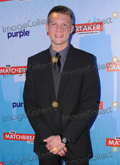 Alex Jackson Photo - 04 October 2016 - Hollywood California Alex Jackson Premiere Of Stadium Medias The Matchbreaker  held at ArcLight Cinemas Cinerama Dome Photo Credit Birdie ThompsonAdMedia