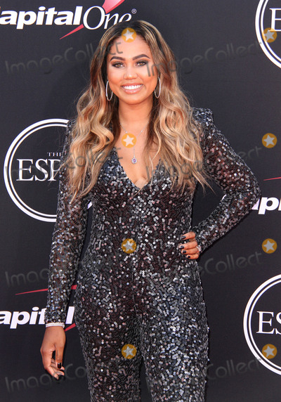 Ayesha Curry Photo - 12 July 2017 - Los Angeles California - Ayesha Curry 2017 ESPYS Awards Arrivals held at the Microsoft Theatre in Los Angeles Photo Credit AdMedia