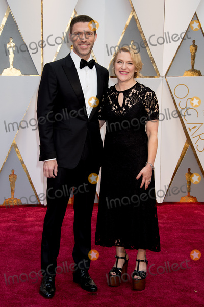 Arianne Sutner Photo - 26 February 2017 - Hollywood California - Travis Knight and Arianne Sutner 89th Annual Academy Awards presented by the Academy of Motion Picture Arts and Sciences held at Hollywood  Highland Center Photo Credit AMPASAdMedia