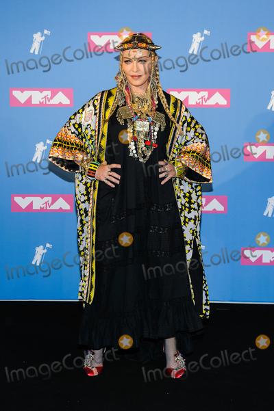 Madonna Photo - 20 August 2018 - New York New York - Madonna 2018 MTV Video Music Awards at Radio City Music Hall Photo Credit Mario SantoroAdMedia
