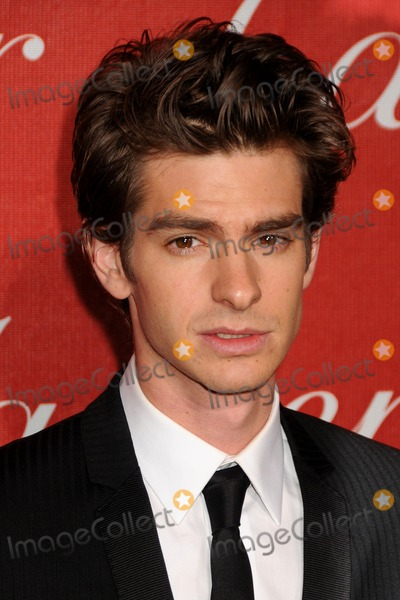 Andrew Garfield Photo - 8 January 2011 - Hollywood California - Andrew Garfield 2011 Palm Springs International Film Festival Awards Gala held at the Palm Springs Convention Centre Photo Byron PurvisAdMedia