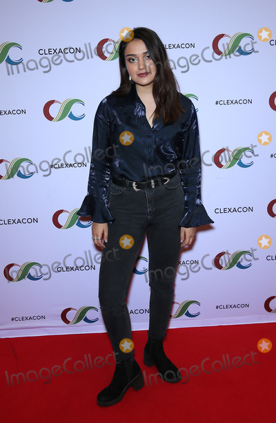 Ariela Barer Photo - 13 April 2019 - Las Vegas NV - Ariela Barer 2019 ClexaCon Cocktails for Change at The Tropicana Hotel Photo Credit MJTAdMedia
