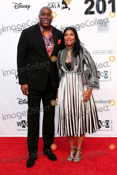 Earvin Magic Johnson Photo - 01 June 2019 - Santa Monica California - Earvin Magic Johnson and Cookie Johnson Third Annual Wearable Art Gala hosted by Tina Knowles Lawson and Richard Lawson held at Barker Hangar Photo Credit Alexander G SeyumAdMedia