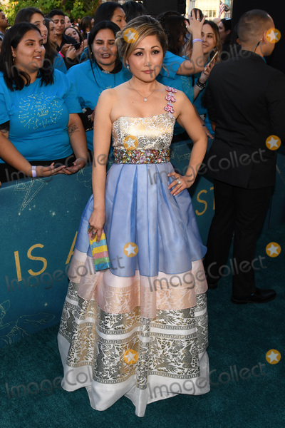 Cathy Shim Photo - 13 May 2019 - Los Angeles California - Cathy Shim The Sun Is Also A Star Warner Bros World Premiere held at Pacific Theatres at The Grove Photo Credit Billy BennightAdMedia