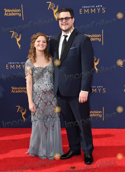 Cameron Britton Photo - 08 September 2018 - Los Angeles California - Cameron Britton 2018 Creative Arts Emmys Awards - Arrivals held at Microsoft Theater Photo Credit Birdie ThompsonAdMedia