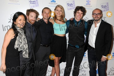 Alonso Mayo Photo - 2 April 2013 - Beverly Hills California - Nina Leidersdorff Seth Green Lou Taylor Pucci Mackenzie Munro Tyler Stentiford Alonso Mayo The Story of Luke Los Angeles Premiere held at the Laemmle Music Hall Photo Credit Byron PurvisAdMedia