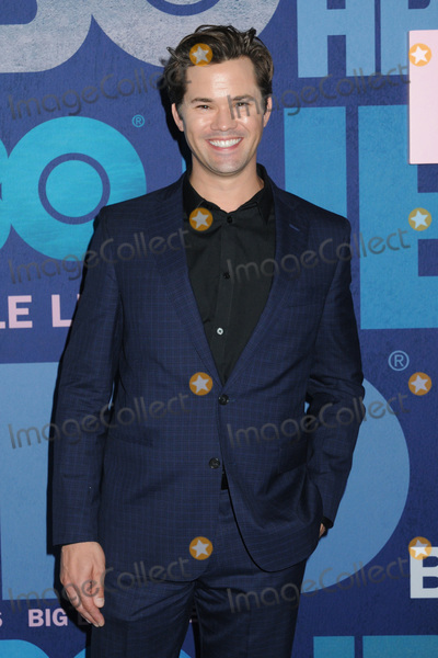 Andrew Rannells Photo - 29 May 2019 - New York New York - Andrew Rannells at the BIG LITTLE LIES Season 2 HBO Red Carpet Premiere at the Jazz at Lincoln Center Photo Credit LJ FotosAdMedia