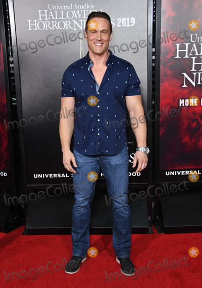 Andrey Ivchenko Photo - 12 September 2019 - Universal City California - Andrey Ivchenko Universal Studios Halloween Horror Nights 2019 held at Universal Studios Photo Credit Birdie ThompsonAdMedia