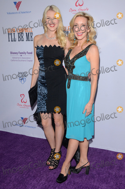 Ashley Campbell Photo - 11 November 2014 - Los Angeles California - Ashley Campbell Kim Campbell Arrivals for the Los Angeles premiere of Glen Campbell Ill Be Me held at The Pacific Design Center in Los Angeles Ca Photo Credit Birdie ThompsonAdMedia