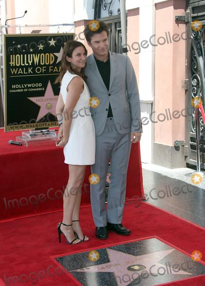 Amanda Anka Photo - 26 July 2017 - Hollywood California - Amanda Anka Jason Bateman Jason Bateman Honored With Star On The Hollywood Walk Of Fame Photo Credit F SadouAdMedia