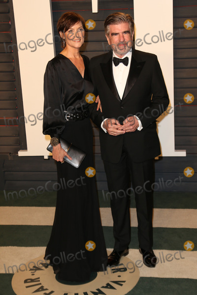 Carey Lowell Photo - 28 February 2016 - Beverly Hills California - Carey Lowell Tom Freston 2016 Vanity Fair Oscar Party hosted by Graydon Carter following the 88th Academy Awards held at the Wallis Annenberg Center for the Performing Arts Photo Credit Byron PurvisAdMedia