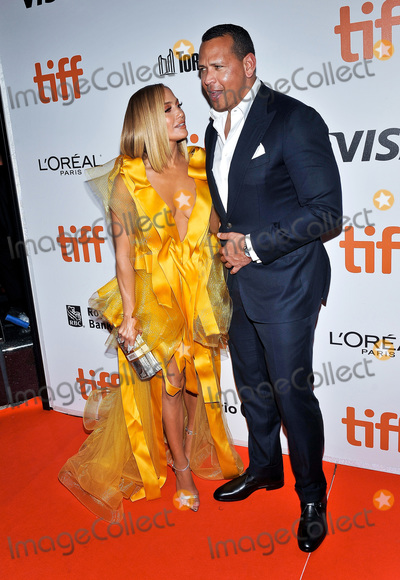 Alex Rodriguez Photo - 06 September 2019 - Toronto Ontario Canada - Jennifer Lopez Alex Rodriguez 2019 Toronto International Film Festival - Blackbird Premiere held at Roy Thomson Hall Photo Credit Brent PerniacAdMedia