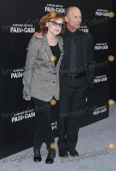 Amy Madigan Photo - 22 April 2013 - Hollywood California - Ed Harris Amy Madigan Pain  Gain Los Angeles Premiere held at the TCL Chinese Theatre Photo Credit Russ ElliotAdMedia