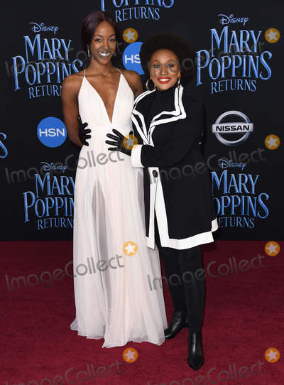 Charmaine Photo - 29 November 2018 - Hollywood California - Charmaine Lewis Jenifer Lewis Mary Poppins Returns Los Angeles Premiere held at The Dolby Theatre Photo Credit Birdie ThompsonAdMedia