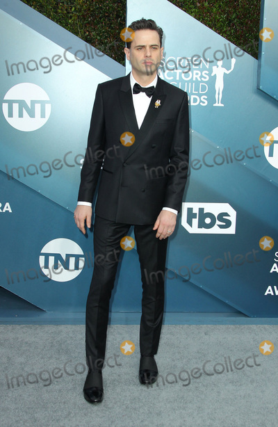 Luke Kirby Photo - 19 January 2020 - Los Angeles California - Luke Kirby 26th Annual Screen Actors Guild Awards held at The Shrine Auditorium Photo Credit AdMedia