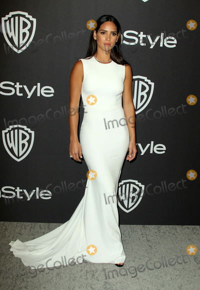 Adria Arjona Photo - 06 January 2019 - Beverly Hills  California - Adria Arjona 2019 InStyle and Warner Bros 76th Annual Golden Globe Awards After Party held at The Beverly Hilton Hotel Photo Credit AdMedia