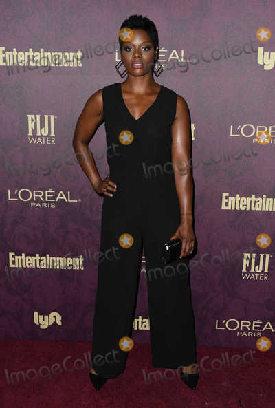 Afton Williamson Photo - 15 September 2018 - West Hollywood California - Afton Williamson 2018 Entertainment Weekly Pre-Emmy Party held at the Sunset Tower Hotel Photo Credit Birdie ThompsonAdMedia