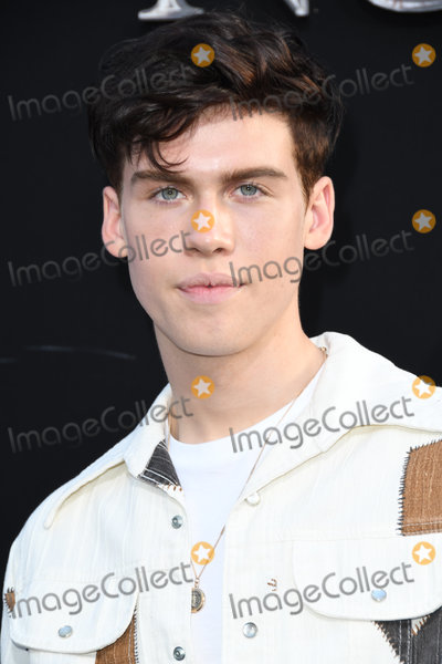 Aidan Alexander Photo - 04 September 2018 - Hollywood California - Aidan Alexander   The Nun Los Angeles Premiere held at TCL Chinese Theatre Photo Credit Birdie ThompsonAdMedia