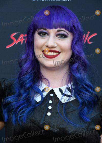 Chelsea Stardust Photo - 23 August 2019 - Hollywood California - Chelsea Stardust Satanic Panic Los Angeles Premiere held at The Egyptian Theatre Photo Credit Birdie ThompsonAdMedia