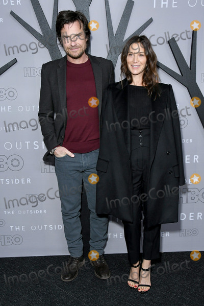 Jason Bateman Photo - 09 January 2020 - West Hollywood California - Jason Bateman Amanda Anka Premiere Of HBOs The Outsider - Los Angeles  held at DGA Theater Photo Credit Birdie ThompsonAdMedia