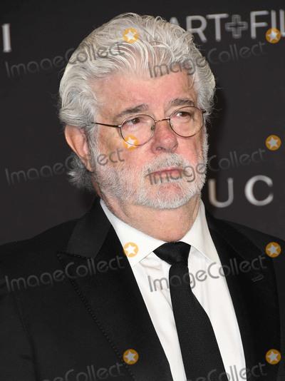 George Lucas Photo - 03 November 2018 - Los Angeles California - George Lucas 2018 LACMA Art  Film Gala held at LACMA Photo Credit Birdie ThompsonAdMedia